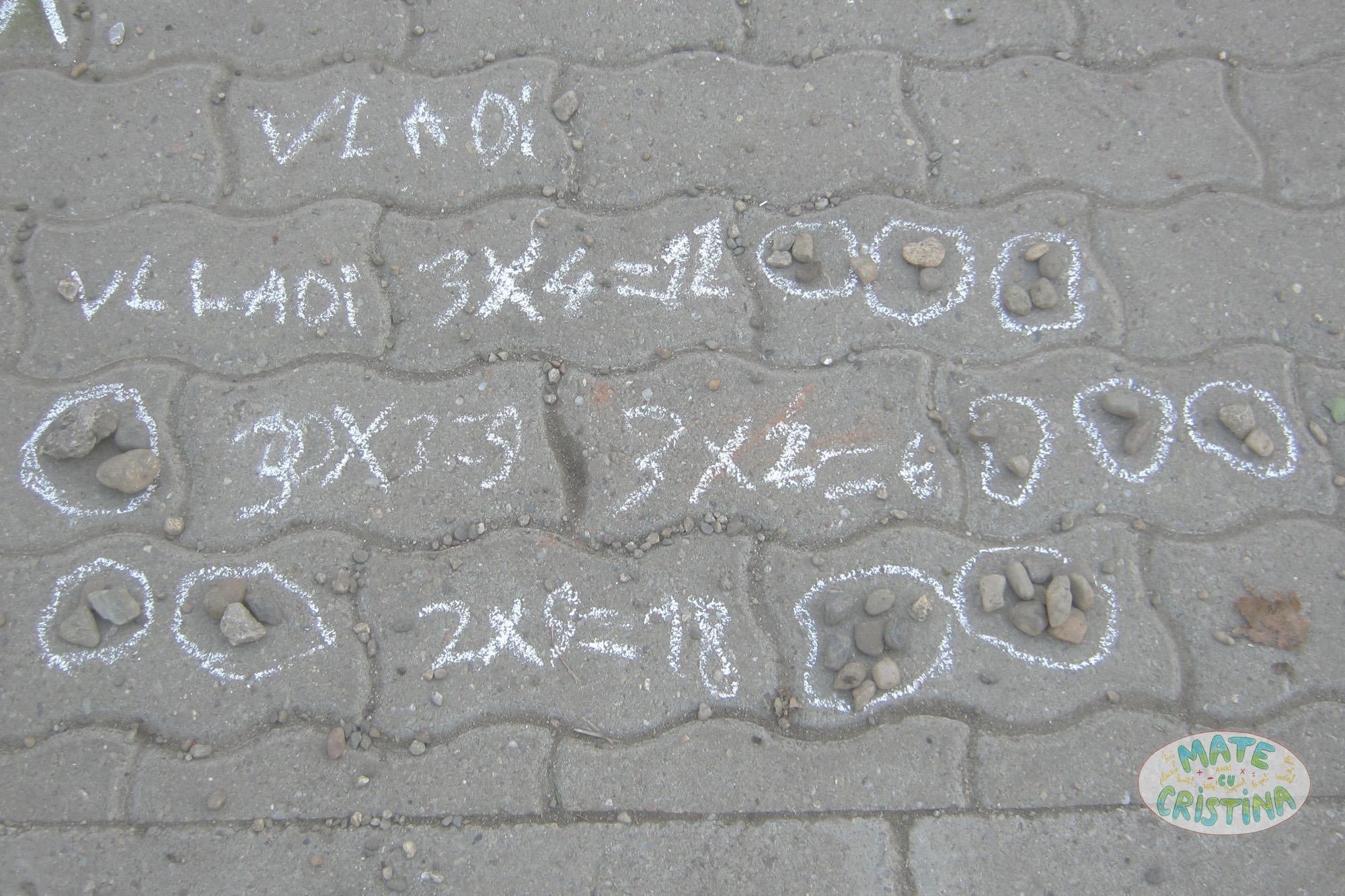 Imagini pentru Matematică pe asfalt